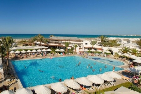 Meninx Resort & Aquapark, Tunisko, Djerba