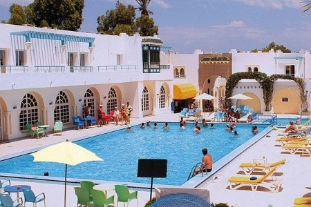 My Hotel Garden Beach Tunisko Monastir last minute, dovolená, zájezdy 2018