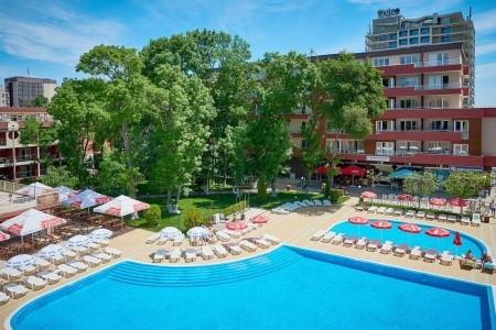 Zornica Residence, Bulharsko, Slunečné Pobřeží