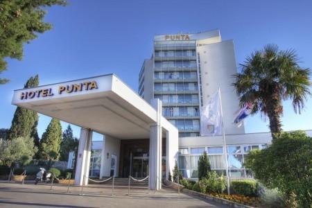 Hotel Punta & Depandance Villa Arausa, Chorvatsko, Vodice