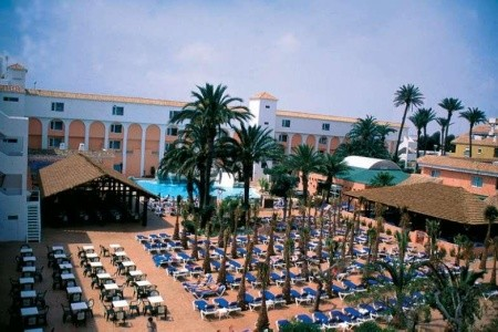Diverhotel Roquetas, Španělsko, Costa de Almeria