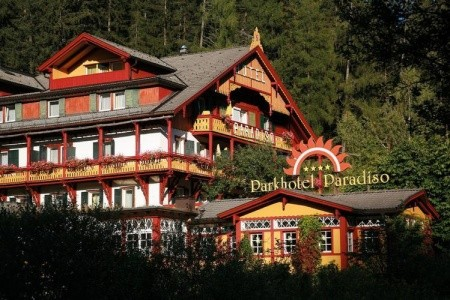 Parkhotel Sole Paradiso, Itálie, Trentino