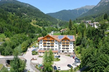 Rio Stava Family Resort & Spa, Itálie, Trentino