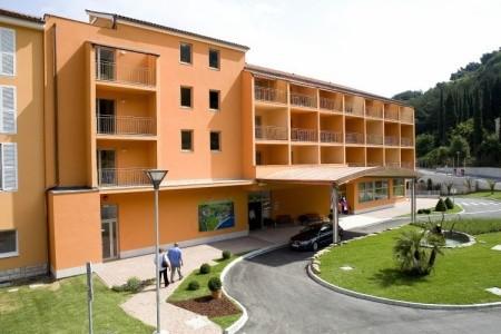 Hotel Salinera, Slovinsko,