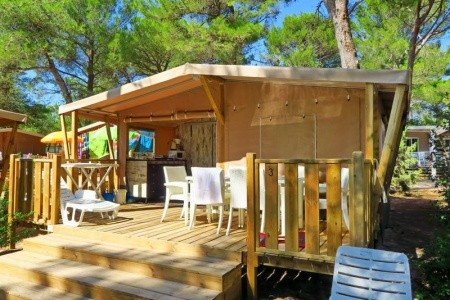 Zaton Holiday Resort - Glamping, Chorvatsko, Zaton