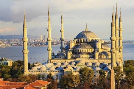 To nejlepší z Istanbulu + NÁKUPY A LÁZNĚ (letecky z Prahy), Turecko, Istanbul