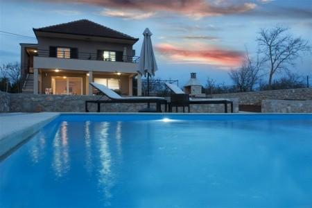 Villa Nar, Chorvatsko, Zadar