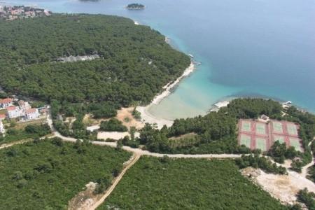 Pakoštane - Pine Beach, Chorvatsko, Severní Dalmácie