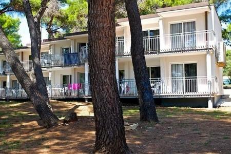 Verudela Beach - Apartmány - Last Minute a dovolená