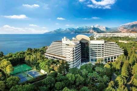 Rixos Downtown Antalya Polopenze
