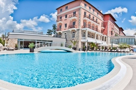 Hotel Valamar Imperial, Chorvatsko, Rab