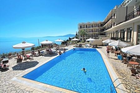 Hotel Belvedere Korfu, Řecko, Korfu
