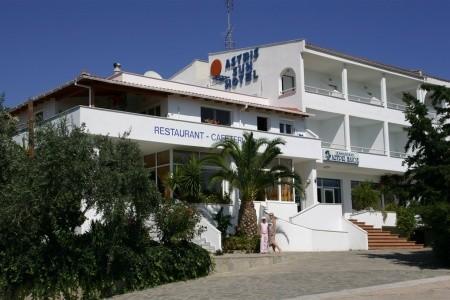 Hotel Astris Sun, Řecko, Thassos