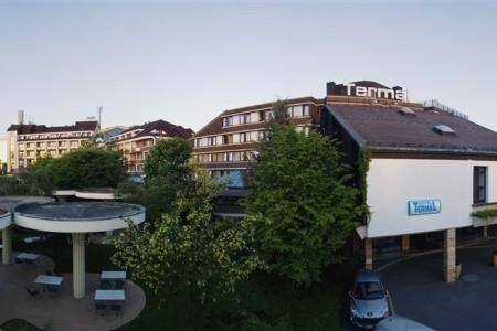 Hotel Termal, Slovinsko, Slovinské lázně