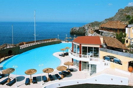 Hotel Kalypso Beach, Řecko, Kréta