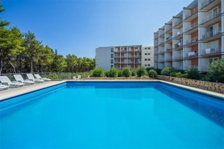 Hotel Hvar - letecky all inclusive
