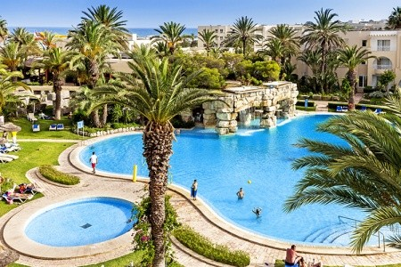 Club Magic Life Africana Imperial & Aquapark, Tunisko, Yasmine Hammamet