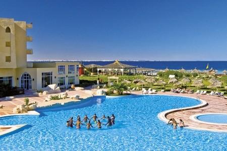 Hotel Skanes Serail & Aquapark, Tunisko, Skanes