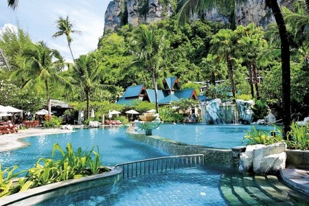 Hotel Centara Grand Beach Resort & Villas Krabi, Thajsko, Krabi