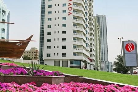 Hotel Ramada Beach Hotel Ajman, Spojené arabské emiráty, Ajman