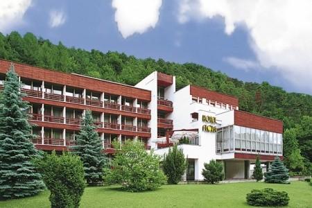 Hotel Flora, Trenčianské Teplice - v prosinci