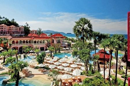 Hotel Centara Grand Beach Resort Phuket, Thajsko, Phuket