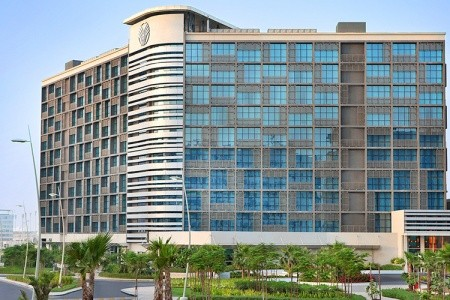 Hotel Yas Island Rotana, Spojené arabské emiráty, Abu Dhabi