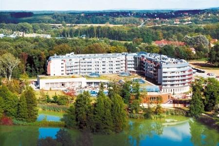 Hotel Spirit Thermal Spa, Maďarsko, Termální Lázně