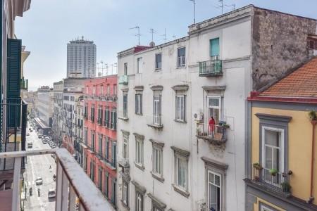 Residenza Napoli Centro - v listopadu