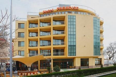 Hotel Paradise Bulharsko Pomorie last minute, dovolená, zájezdy 2018