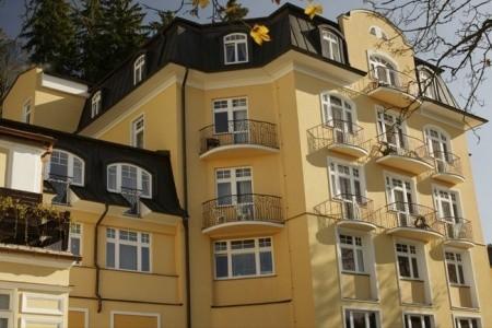 Lázeňský Hotel Royal - plná penze