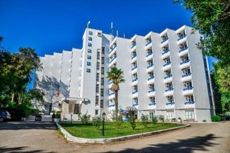 Hotel Olympic Ulcinj, Černá Hora, Ulcinj