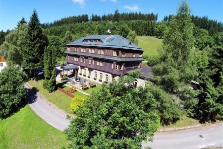 Alpský Hotel - Krkonoše se snídaní