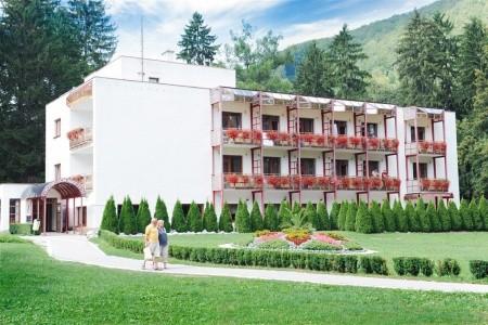 Hotel Malá Fatra, Rajecké Teplice - v srpnu