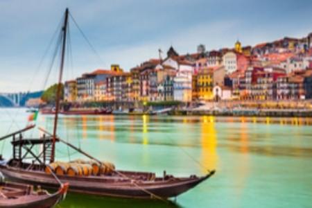 Porto, město mostů a lahodného vína