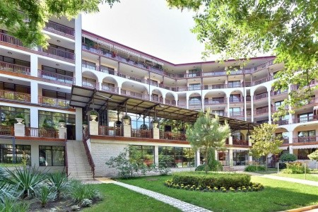 Hotel Estreya - Dotované Pobyty 50+, Bulharsko, Sv. Konstantin