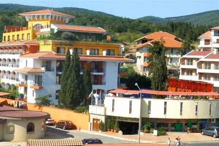 Hotel Kiparisite - Dotované Pobyty 50+, Bulharsko, Slunečné Pobřeží