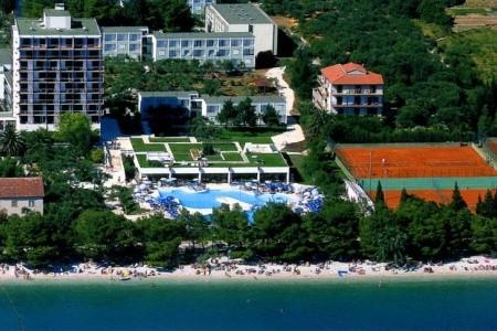 Hotel Depandance Maslinik (Ex Neptun), Tučepi, Chorvatsko, Tučepi