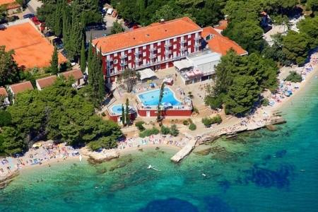 Hotel Villas Bellevue, Orebič, Chorvatsko, Orebič