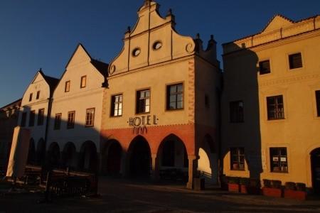 Slavonice - Hotel Arkáda - Last Minute a dovolená