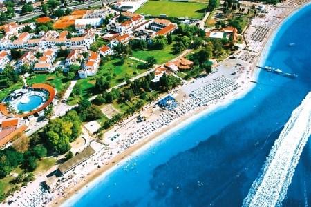 Komplex Slovenska Plaža - Dotované Pobyty 50+, Černá Hora, Budva
