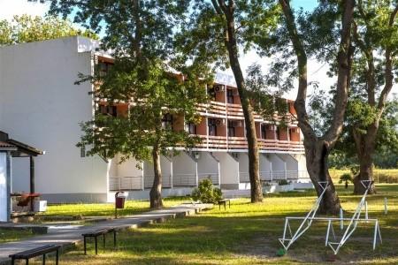 Hotel Velká Pláž Ulcinj Club - Dotované Pobyty 50+ - hotel