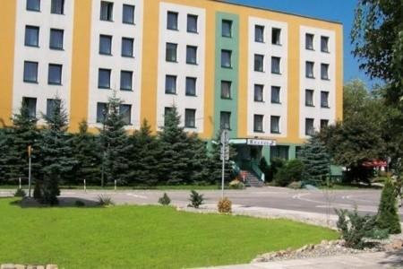 Hotel Krakus Junior - v září