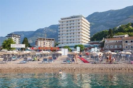 Hotel Sato Club - Dotované Pobyty 50+, Černá Hora, Sutomore