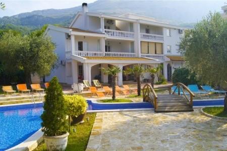 Hotel Ponta - Dotované Pobyty 50+ Speciál, Černá Hora,