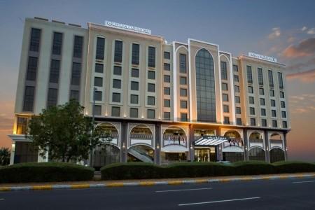 Ayla Grand Hotel - Spojené arabské emiráty na jaře
