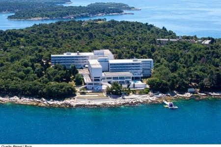 Hotel Brioni ** S Bazénem - Pula, Chorvatsko, Pula