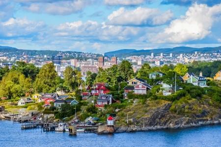 To Nejlepší Z Osla + Příroda Oblasti Nordmarka Snídaně