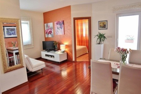 Apartment Gaga / One Bedroom / Balcony, Chorvatsko, Rovinj