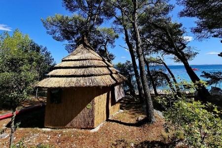 Pine Beach - Pakoštane, Chorvatsko, Severní Dalmácie